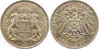 3 Mark 1914  J Hamburg  Vorzüglich  25,00 EUR