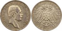 3 Mark 1910  E Sachsen Friedrich August III. 1904-1918. Winz. Randfehle... 30,00 EUR