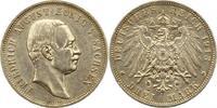 3 Mark 1913  E Sachsen Friedrich August III. 1904-1918. Sehr schön +  24,00 EUR
