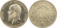 3 Mark 1911 Schaumburg-Lippe Georg 1893-1911. Winz. Kratzer, vorzüglich... 155,00 EUR