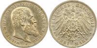 3 Mark 1912  F Württemberg Wilhelm II. 1891-1918. Vorzüglich  20,00 EUR