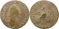 Taler 1785  A Brandenburg-Preußen Friedrich II. 1740-1786. Kratzer, seh... 100,00 EUR
