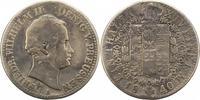 Taler 1840  A Brandenburg-Preußen Friedrich Wilhelm III. 1797-1840. Bel... 22,00 EUR