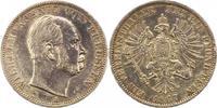 Taler 1867  A Brandenburg-Preußen Wilhelm I. 1861-1888. Randfehler, Kra... 40,00 EUR