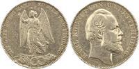 Taler 1871 Württemberg Karl 1864-1891. Randfehler, sehr schön  75,00 EUR