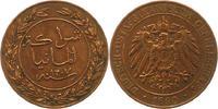 Pesa 1890 Deutsch Ostafrika  Sehr schön  12,00 EUR