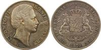Taler 1870 Bayern Ludwig II. 1864-1886. Schöne Patina. Sehr schön +  100,00 EUR