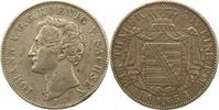 Taler 1854  F Sachsen-Albertinische Linie Johann 1854-1873. Winz. Fleck... 100,00 EUR