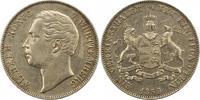 Taler 1859 Württemberg Wilhelm I. 1816-1864. Sehr schön  112.13 US$ 100,00 EUR