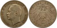 5 Mark 1908  G Baden Friedrich II. 1907-1918. Schöne Patina. Sehr schön  72,00 EUR