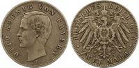 2 Mark 1904  D Bayern Otto 1886-1913. Winz. Kratzer, sehr schön  20,00 EUR