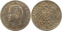 2 Mark 1907  D Bayern Otto 1886-1913. Sehr schön  18,00 EUR