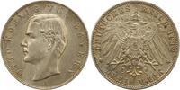 3 Mark 1912  D Bayern Otto 1886-1913. Vorzüglich  22.43 US$ 20,00 EUR