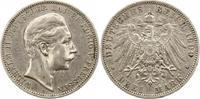 3 Mark 1909  A Preußen Wilhelm II. 1888-1918. Sehr schön +  17,00 EUR