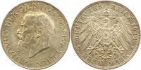 3 Mark 1914  D Bayern Ludwig III. 1913-1918. Fast vorzüglich  32,00 EUR