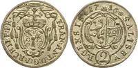 2 Kreuzer 1716 Salzburg Franz Anton von Harrach 1709-1727. Vorzüglich -... 47.09 US$ 42,00 EUR