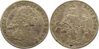 Madonnentaler 1753 Bayern Maximilian III. Joseph 1745-1777. Sehr selten... 1093.24 US$ 975,00 EUR