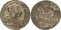 3 Kreuzer 1743  W Brandenburg-Preußen Friedrich II. 1740-1786. Schöne P... 196.22 US$ 175,00 EUR
