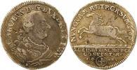 1/3 Taler 1768 Braunschweig-Wolfenbüttel Karl I. 1735-1780. Justiert, s... 65,00 EUR