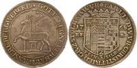 Ausbeute 2/3 Taler 1768 Stolberg-Stolberg Carl Ludwig und Heinrich Chri... 275,00 EUR