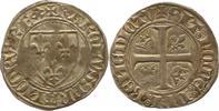 Groschen 1380-1422 Frankreich Karl VI. 1380-1422. Sehr schön  55,00 EUR