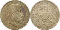 5 Mark 1895  A Sachsen-Coburg-Gotha Alfred 1893-1900. Schöne Patina. Wi... 4204.78 US$ 3750,00 EUR