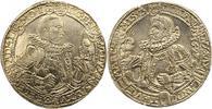 Taler 1597 Sachsen-Alt-Weimar Friedrich Wilhelm und Johann 1573-1603. G... 1093.24 US$ 975,00 EUR