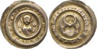 Brakteat  1160-1177 Halberstadt, Bistum Gero von Schermbke 1160-1177. S... 196.22 US$ 175,00 EUR