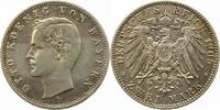 2 Mark 1905  D Bayern Otto 1886-1913. Sehr schön  22,00 EUR  + 4,00 EUR frais d'envoi