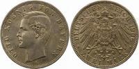 2 Mark 1906  D Bayern Otto 1886-1913. Vorzüglich  51.48 US$ 45,00 EUR  +  4.58 US$ shipping
