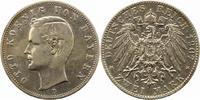 2 Mark 1907  D Bayern Otto 1886-1913. Winz. Kratzer, sehr schön  17,00 EUR  + 4,00 EUR frais d'envoi