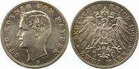 2 Mark 1908  D Bayern Otto 1886-1913. Winz. Kratzer, sehr schön +  20,00 EUR  + 4,00 EUR frais d'envoi