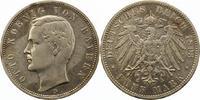 5 Mark 1893  D Bayern Otto 1886-1913. Fast sehr schön  38,00 EUR  + 4,00 EUR frais d'envoi