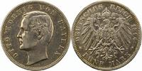 5 Mark 1894  D Bayern Otto 1886-1913. Sehr schön  35,00 EUR  + 4,00 EUR frais d'envoi
