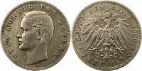 5 Mark 1900  D Bayern Otto 1886-1913. Fast sehr schön  28,00 EUR  + 4,00 EUR frais d'envoi