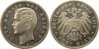 5 Mark 1913  D Bayern Otto 1886-1913. Vorzüglich +  75,00 EUR  + 4,00 EUR frais d'envoi