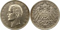 3 Mark 1908  D Bayern Otto 1886-1913. Sehr schön +  19,00 EUR  + 4,00 EUR frais d'envoi