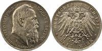 3 Mark 1911  D Bayern Luitpold. Vorzüglich - Stempelglanz  32,00 EUR  + 4,00 EUR frais d'envoi