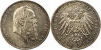 5 Mark 1911  D Bayern Luitpold. Vorzüglich +  100,00 EUR  + 4,00 EUR frais d'envoi