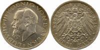3 Mark 1914  D Bayern Ludwig III. 1913-1918. Fast vorzüglich  30,00 EUR  + 4,00 EUR frais d'envoi
