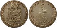 2/3 Taler 1804 Braunschweig-Calenberg-Hannover Georg III. 1760-1820. Ra... 85,00 EUR  + 4,00 EUR frais d'envoi