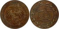 1 Pesa 1892 Deutsch Ostafrika  Vorzüglich - Stempelglanz  74.37 US$ 65,00 EUR  +  4.58 US$ shipping