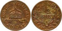 1/2 Heller 1904  A Deutsch Ostafrika  Sehr schön  12,00 EUR  + 4,00 EUR frais d'envoi