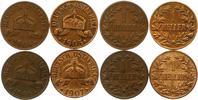 Heller 1904  A Deutsch Ostafrika  Fast sehr schön - sehr schön  25.17 US$ 22,00 EUR  +  4.58 US$ shipping