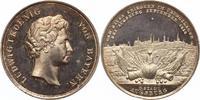 Silbermedaille 1838 Bayern Ludwig I. 1825-1848. Winz. Randfehler, vorzü... 257.42 US$ 225,00 EUR  +  4.58 US$ shipping
