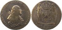 Taler 1794  A Brandenburg-Preußen Friedrich Wilhelm II. 1786-1797. Schö... 95,00 EUR  + 4,00 EUR frais d'envoi