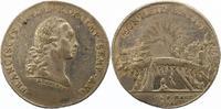 Taler 1792 Regensburg-Stadt  Geglättet, Felder geglättet, sehr schön  475,00 EUR envoi gratuit