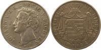Taler 1854  F Sachsen-Albertinische Linie Johann 1854-1873. Winz. Fleck... 100,00 EUR  zzgl. 4,00 EUR Versand