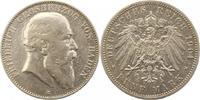 5 Mark 1904  G Baden Friedrich I. 1856-1907. Sehr schön  45.76 US$ 40,00 EUR  +  4.58 US$ shipping