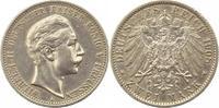 2 Mark 1908  A Preußen Wilhelm II. 1888-1918. Zaponiert, winz. Randfehl... 41.19 US$ 36,00 EUR  +  4.58 US$ shipping